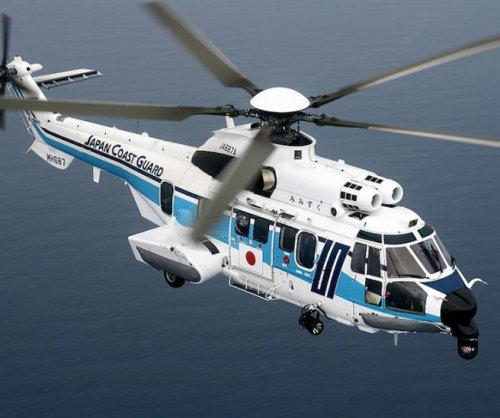 Japan coast guard to add three Airbus H225 helicopters
