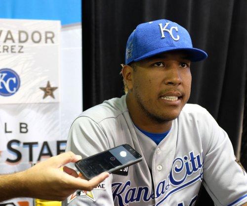 Kansas City Royals place All-Star catcher Salvador Perez on DL