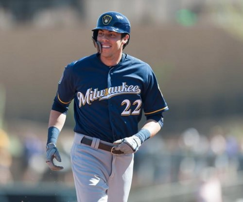 Brewers' Christian Yelich faces former team, Marlins