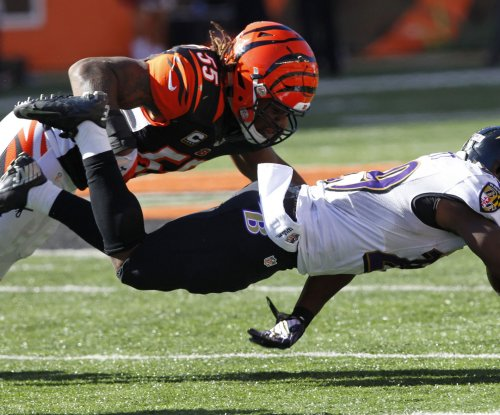 Former Bengals linebacker Vontaze Burfict to visit the Raiders