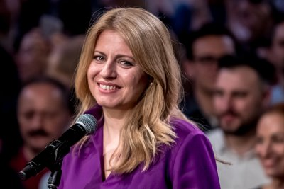 Slovakia elects first female president, a liberal lawyer