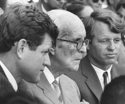 On This Day: Joseph P. Kennedy dies at 81