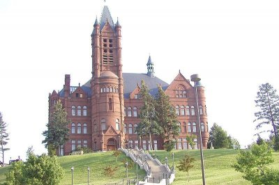 Syracuse University suspends fraternity activities