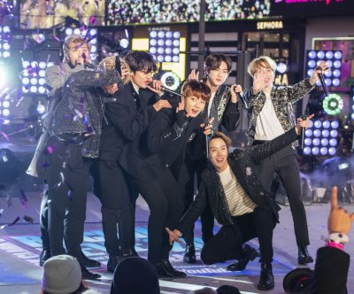 BTS to perform Jan. 28 on 'Late Late Show'