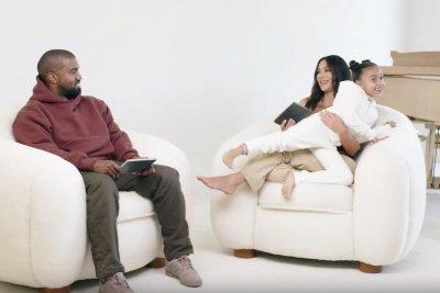 Kanye West, Kim Kardashian say kids inspired house