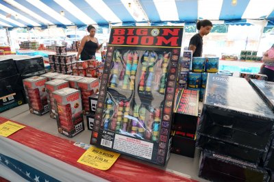 West Virginia sees boom in fireworks injuries after loosening laws