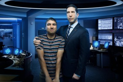 'Friends' star David Schwimmer returns to comedy in 'Intelligence' bromance
