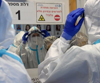 Israeli gov't says potential COVID-19 vaccine to start human trials