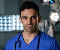 Davood Ghadami joins 'Holby City' ensemble