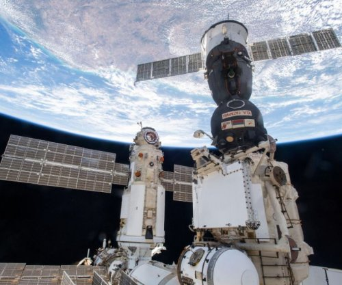 Space station mishap caused orbiting lab to rotate 1 1/2 times, NASA says