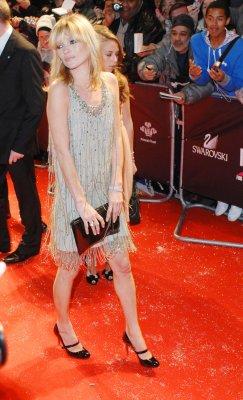Kate Moss No.1 best dressed female