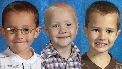 Father of missing boys waives hearing