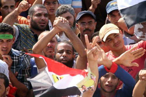 New cabinet sworn in by Egypt's interim government