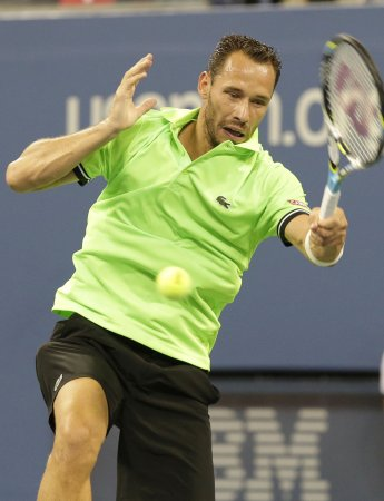 Llodra, Struff win in upsets at ATP's Open 13