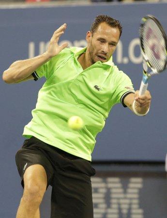 Llodra, Struff win in upsets at ATP's Open 13