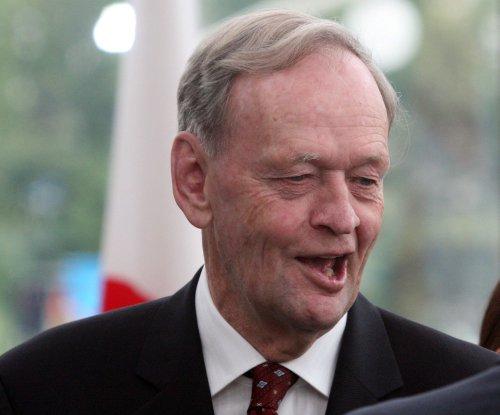 Ex-Canadian PM awarded royal medal