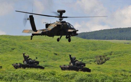 Longbow to support Britain's Apache fleet