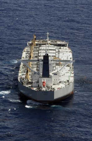 Kurds react to U.S. oil cargo