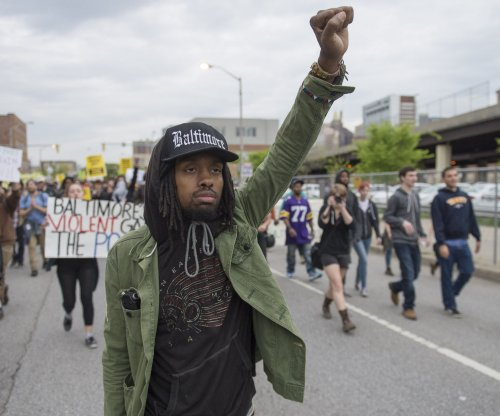 May Day demonstrators clash with police in Pacific Northwest, officers injured