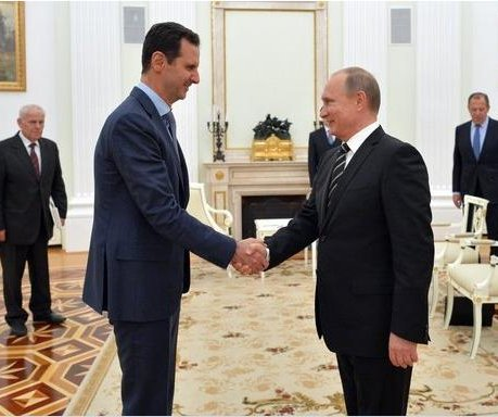 U.S. slams 'red carpet' Assad welcome in Moscow
