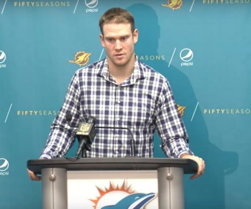 Miami Dolphins' Ryan Tannehill on the hot seat