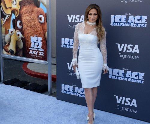 Jennifer Lopez, Keke Palmer attend premiere of 'Ice Age: Collision Course'