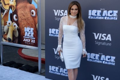 Jennifer Lopez, Keke Palmer attend premiere of 'Ice Age: Collision Course'