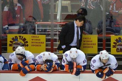 Struggling New York Islanders fire Jack Capuano