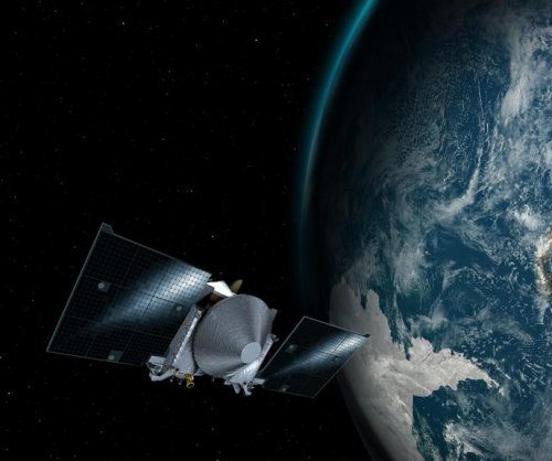 NASA'S OSIRIS-REx executes slingshot around Earth