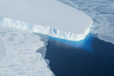Calving to leave Thwaites Glacier increasingly vulnerable to collapse