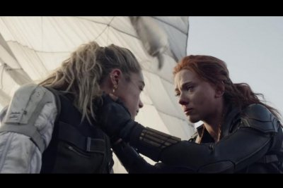 'Black Widow' is 'done running' in action-packed final trailer