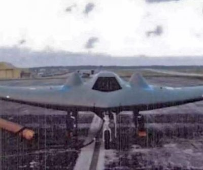 Air Force holds electronic warfare exercise with classified stealth drone
