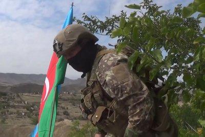Nagorno-Karabakh: Armenia, Azerbaijan diplomats talk cease-fire