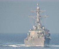 Destroyer USS Donald Cook enters Black Sea