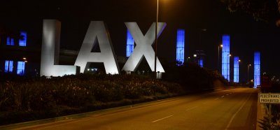 Suspected LAX gunman in critical condition