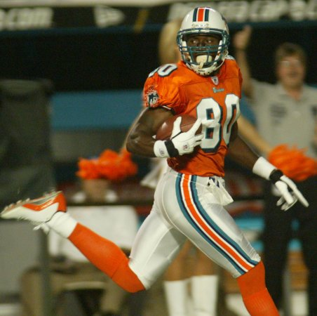 4 arrested in attempted burglary of former Miami Dolphin's home