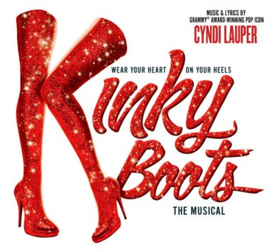 'Kinky Boots' Broadway cast recording to be released