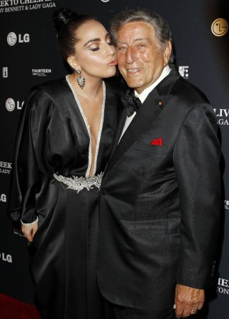 'Cheek to Cheek' collaboration between Lady Gaga and Tony Bennett is the No. 1 album in the U.S.