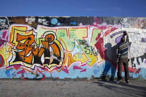 The limitations of concrete: 25 years after the Berlin Wall