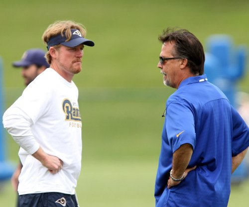 Goff or Wentz for first NFL Draft pick? Rams GM Snead, Coach Fisher already know