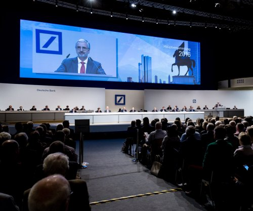 Deutsche Bank stock rebounds despite mounting legal woes