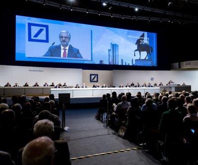 Deutsche Bank stock rebounds despite mounting legal woes