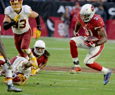 Carson Palmer (3 TDs), Arizona Cardinals pick off the Washington Redskins