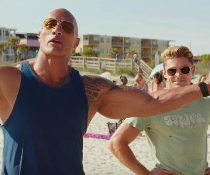 Dwayne Johnson, Zac Efron team up in first 'Baywatch' teaser
