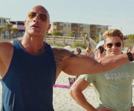 Dwayne Johnson, Zac Efron team up in first 'Baywatch' teaser