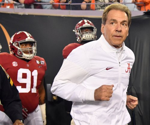 Nick Saban rips media, NCAA's new camp rules