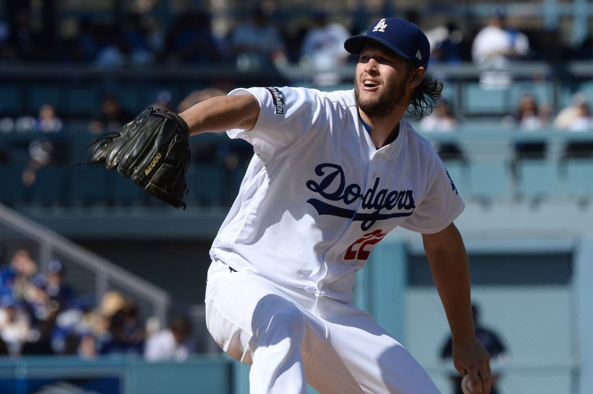 Clayton Kershaw Reaches 2000 Ks As Los Angeles Dodgers Rally