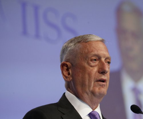 James Mattis says U.S. committed to Asian-Pacific nations