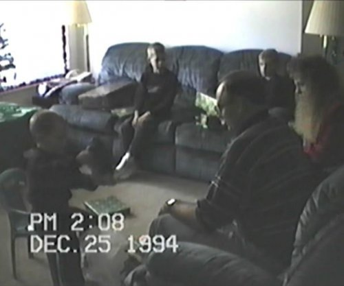 VCR bought from Goodwill contained home movies from 1990s