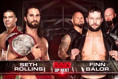 WWE Raw: Braun Strowman lifts a semi-truck, Seth Rollins battles Finn Balor